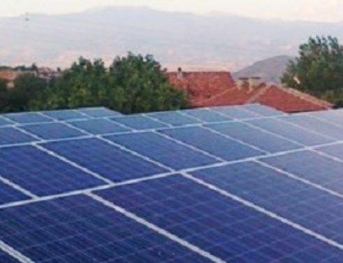 """Photovoltaic plant"""