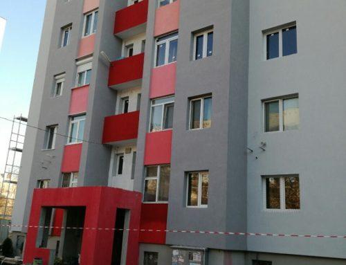 """""""Енергийна ефективност на многофамилни жилищни сгради на теритрията на община Казанлък – Блок №35"""""""