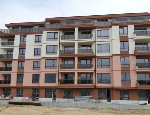 """""""Apartment Building with ateliers and underground garages in Dyrvenitsa district in the town of Sofia"""""""